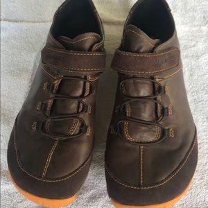 Merrell Vibram Barefoot Hiking No-Lace Shoes